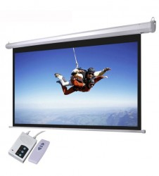 """XTREME PROJECTOR SCREEN # 72"""" X 72"""" MOTORIZED  (Discontinue)"""