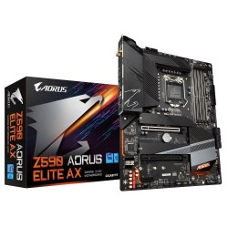 Gigabyte Z590 AORUS Elite AX Intel 10th and 11th Gen Motherboard