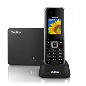 Yealink YEA-W52P Business IP HD DECT Cordless Phone (End of Life)