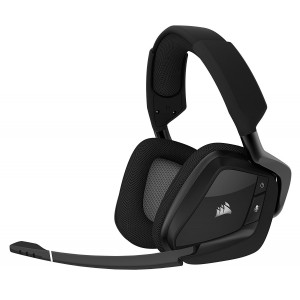 Corsair VOID PRO RGB USB Premium Gaming Headset with Dolby® Headphone 7.1 — Carbon / White (AP)