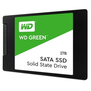 WD 1TB SOLID STATE DRIVE (GREEN) SATA # WDS100T2G0A
