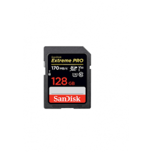 SDSDXXY-128G-GN4IN # SanDisk SD Card Extreme PRO 128GB