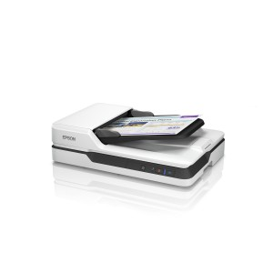 Epson DS-1630 Flatbed and Sheet Fed Color Document Scanner # B11B239502