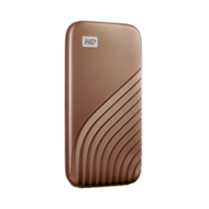 WDBAGF500AGY # WD EXTERNAL SSD MY PASSPORT 500GB USB 3.2 with type C & A Compatible
