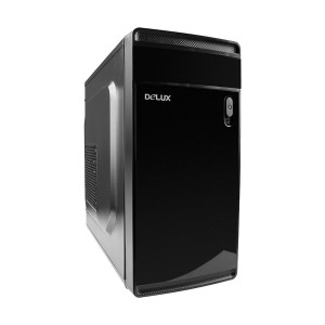 DELUX ATX THERMAL CASSING DLC-DW301