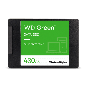 WD 480GB SOLID STATE DRIVE (GREEN) SATA # WDS480G2G0A