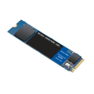 WD 500GB M.2 NVMe SOLID STATE DRIVE SN550 (BLUE) # WDS500G2B0C