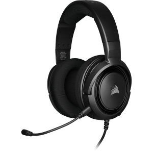 Corsair HS35 Stereo Gaming Headset — Carbon/Blue/Red/Green (AP)
