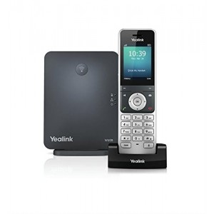 Yealink W60P DECT Package IP Phone System (End of Life)