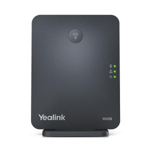 Yealink W60B DECT IP Base Station (End of Life)
