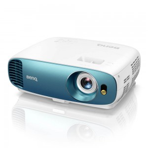 BENQ TK800M True 4K UHD Projector 96% REC. 709 for Accurate Colors to Use In Living Room as Home Theater and Sports Intelligent LampSave Mode for 15000 hrs Lamp Life, 3000 Lumens Brightness 4K HDR 3840X2160 Resolution and Contrast Ratio 10000:1 HDMI and V